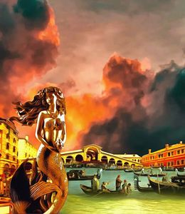 The Mermaid of Venice