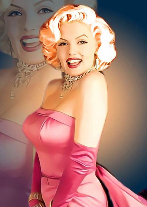 Marilyn - imaginart