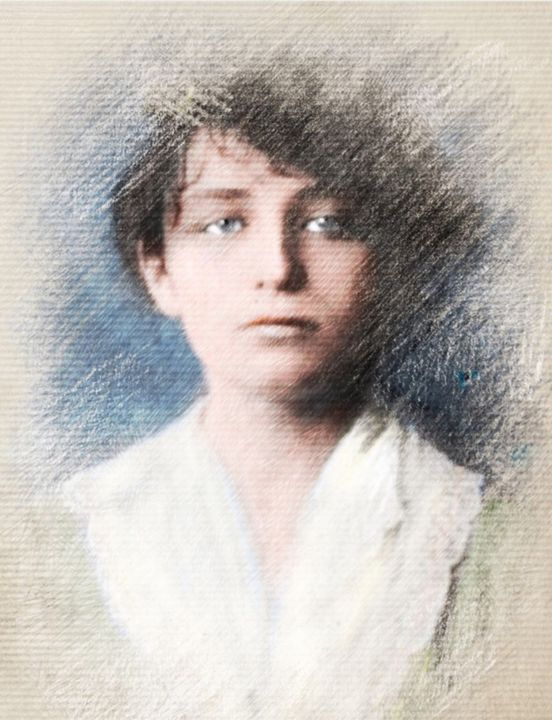 Camille Claudel - imaginart