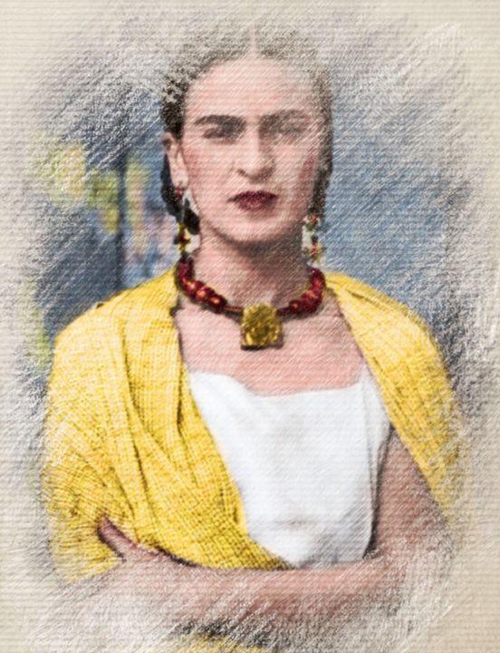 Frida Khalo - imaginart