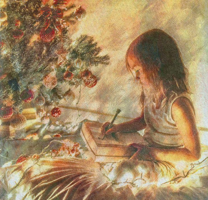 Dear Santa - imaginart