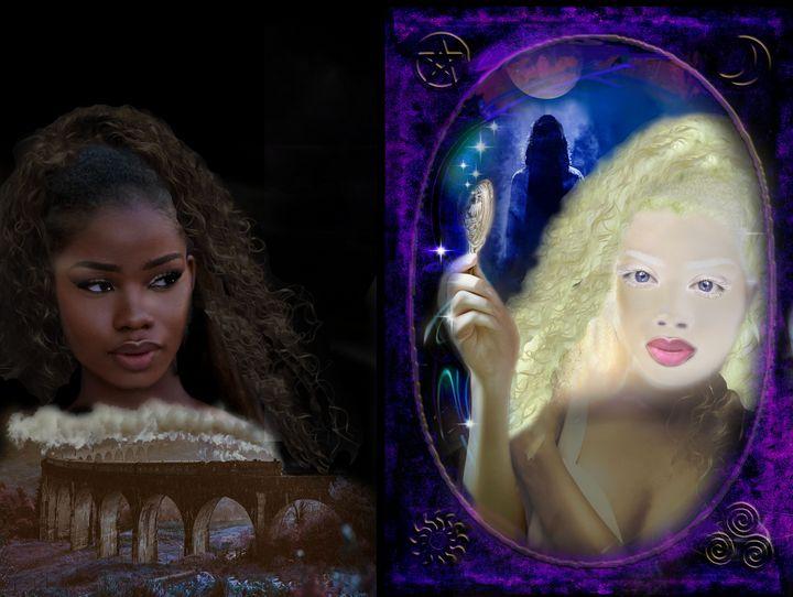 Wiccan's curse - imaginart