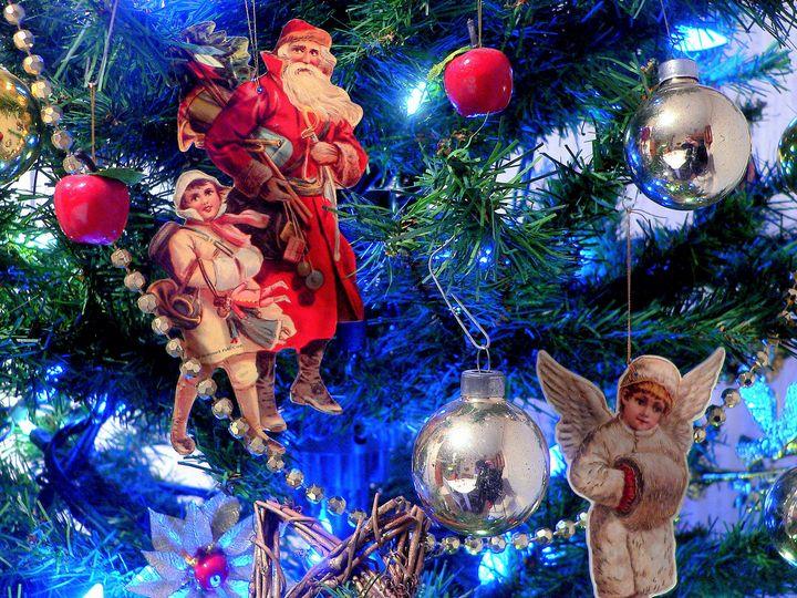 Christmas decoration - imaginart
