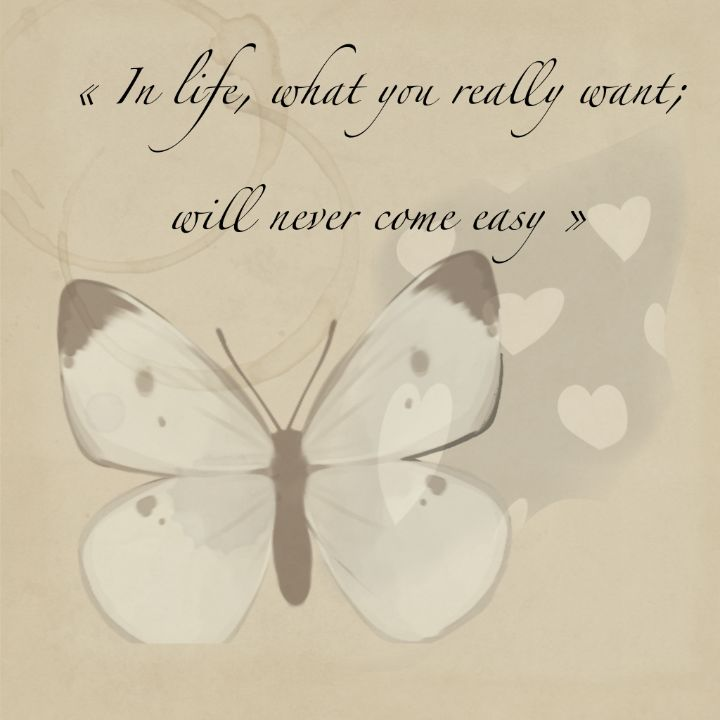 In life… - imaginart