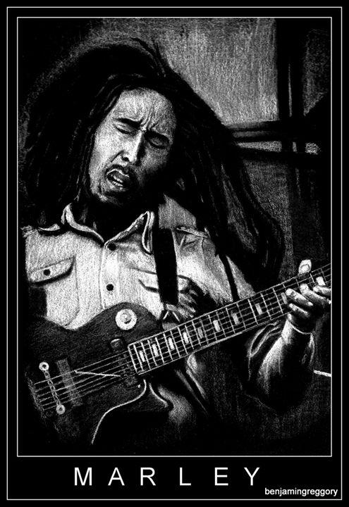 Marley - benjamin greggory