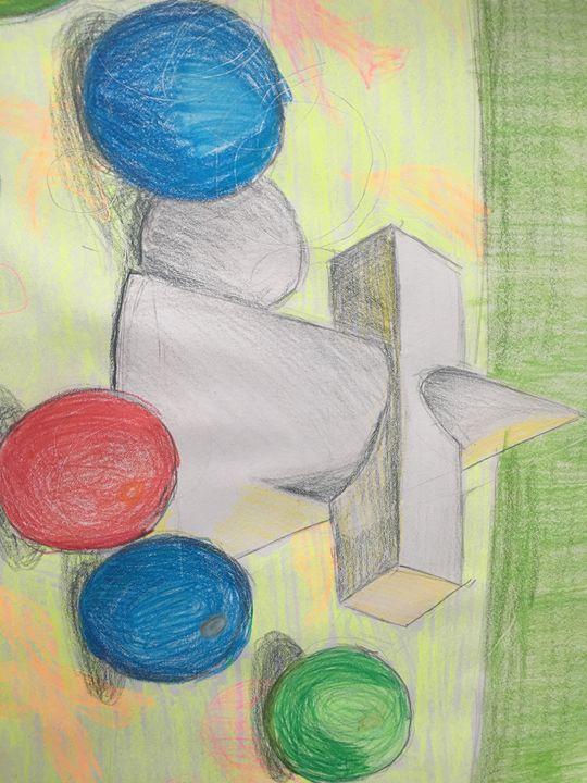 Colorful Mathematics - Alejandro Castelanko