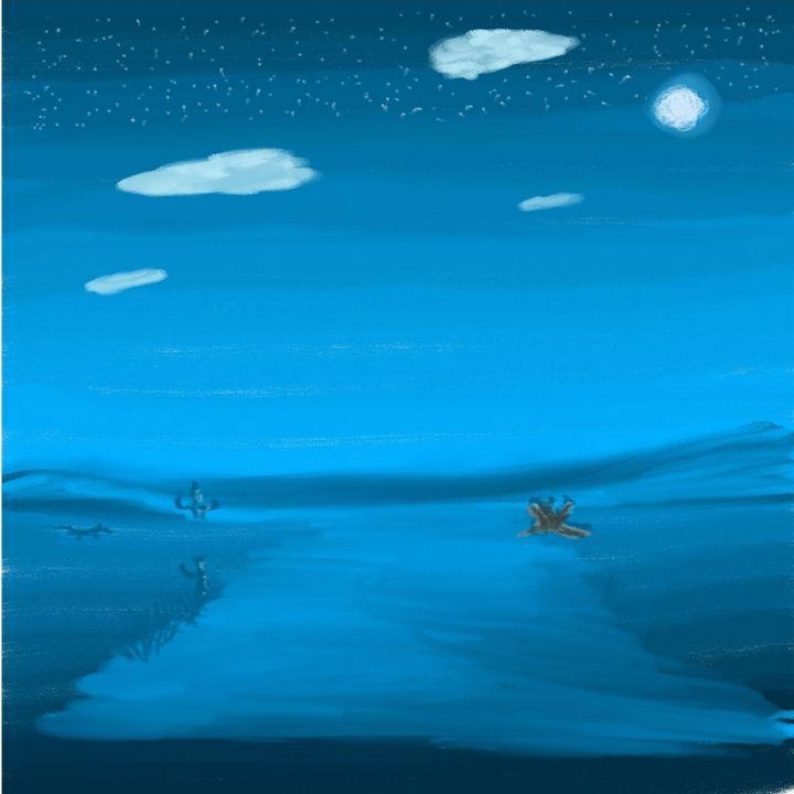 Blue world - Mindful escapes