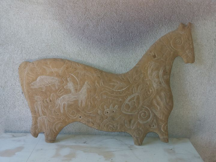 Acient Horse - Malama