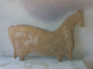 Acient Horse