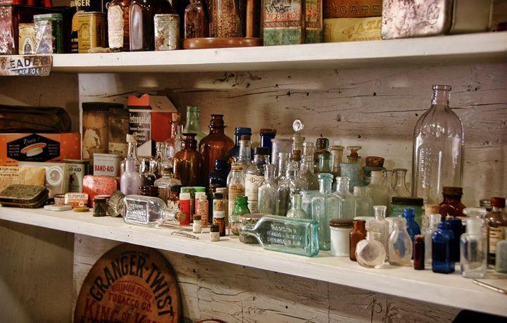 Olde Tyme Pharmacy - Unseen Gallery Prints