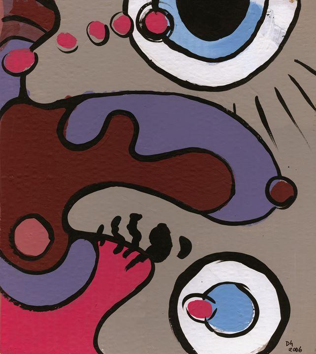 Fear - Unseen Gallery Prints