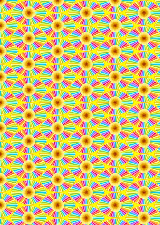 Crystal Rainbow Eyes - Unseen Gallery Prints