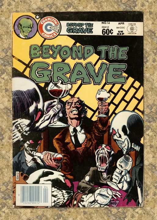 Beyond the Grave # 14 - Unseen Gallery Prints