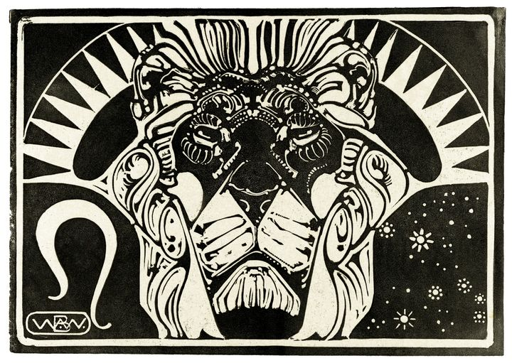 Leo, the Lion - Unseen Gallery Prints