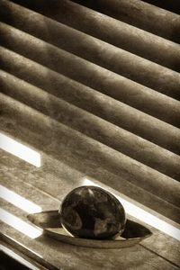 Stone on a Windowsill
