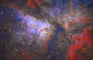Eta Carinae Nebula