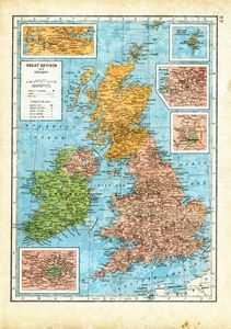 Great Britain and Ireland, 1947 - Unseen Gallery Prints
