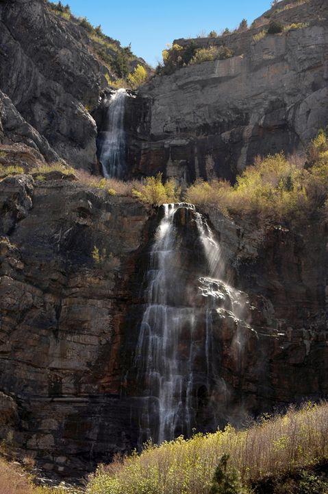 Bridal Veil Falls, Utah - Unseen Gallery Prints