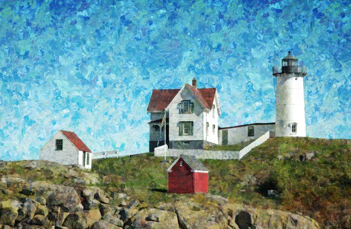 Cape Neddick Lighthouse - Unseen Gallery Prints
