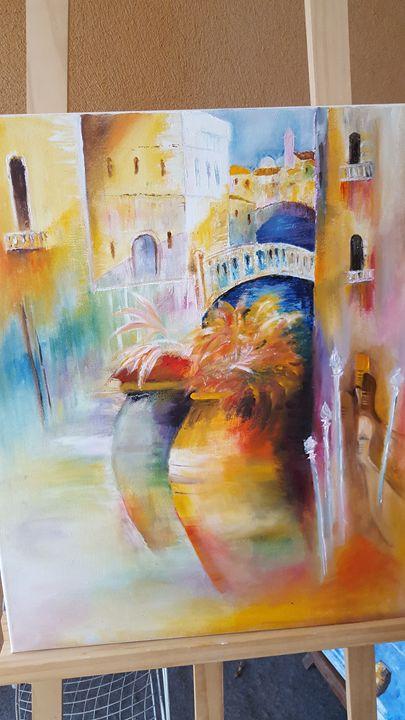 Venise - A. Pisani
