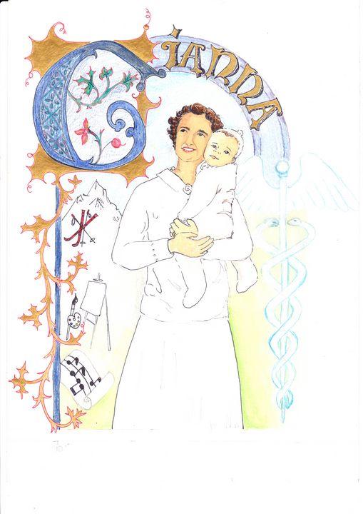 Saint Gianna Molla - angelchase