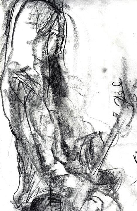 1506b1 Melissa-graphite - Art Images Live