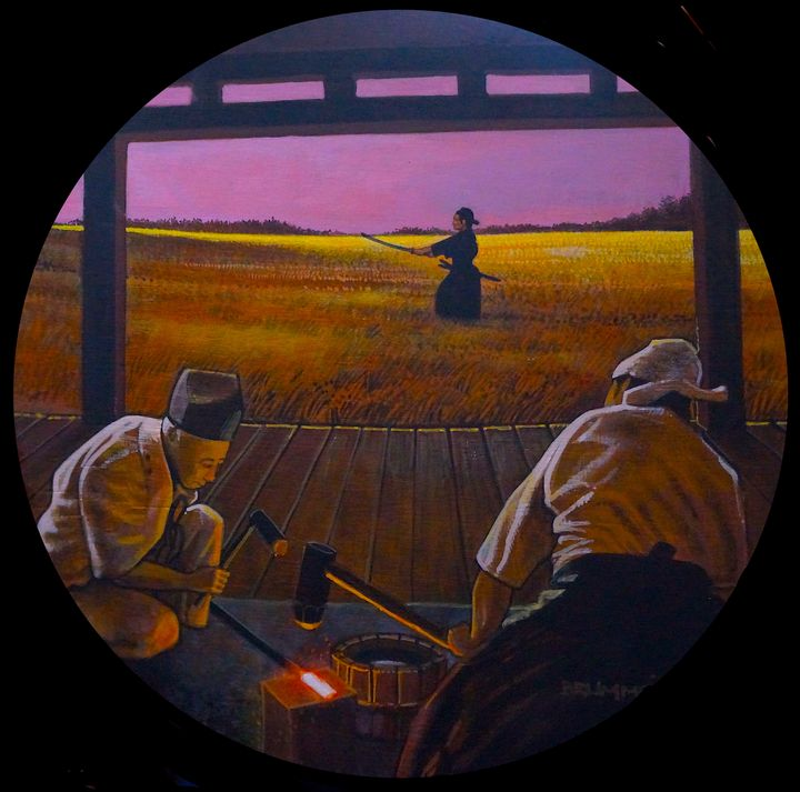 The Sword Smith - Steve Brumme