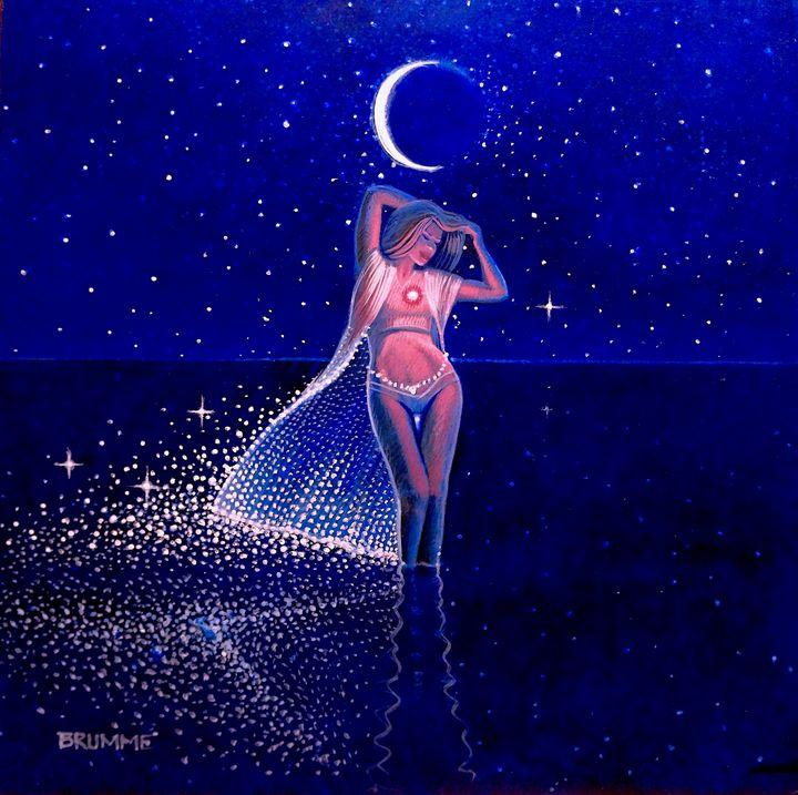 Moon Goddess - Steve Brumme