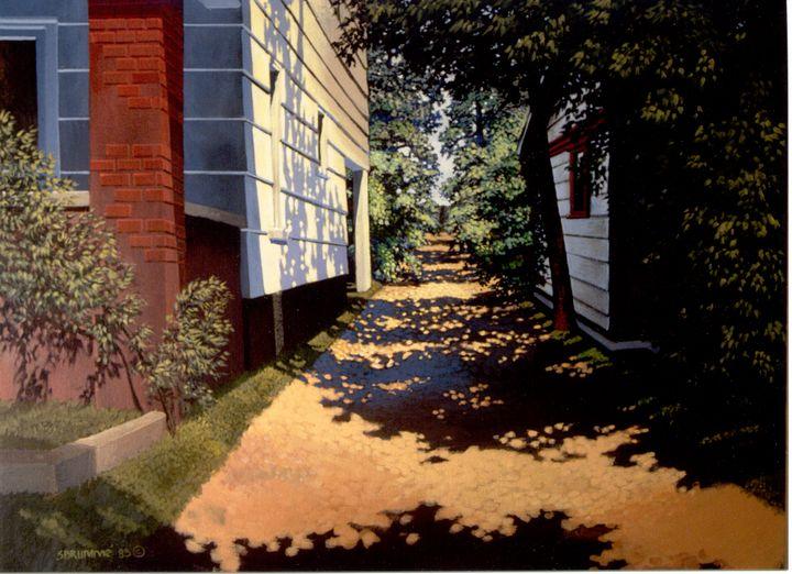 The Georgian Alley - Steve Brumme