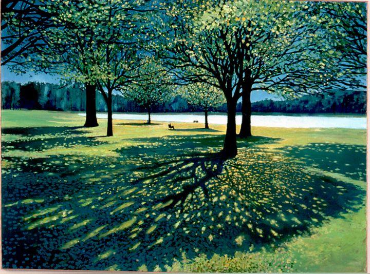 The Green Tree - Steve Brumme