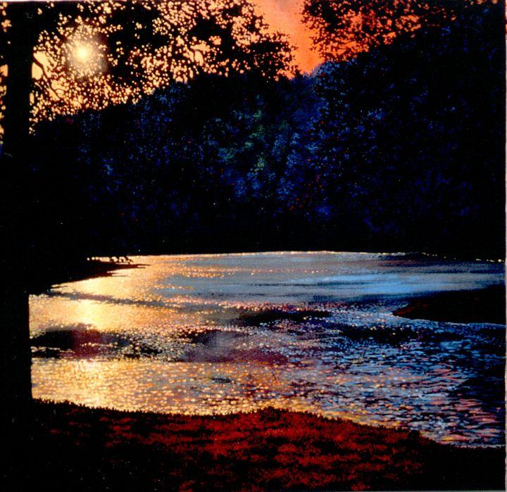 The River Trinity - Steve Brumme