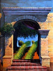 The Mission Door