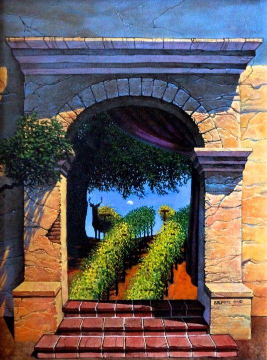 The Mission Door - Steve Brumme
