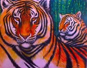 Two Tigers in Panama: Warrior Healer - Steve Brumme