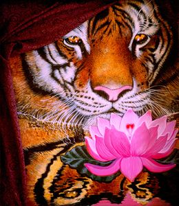 The Tiger and the Lotus - Steve Brumme