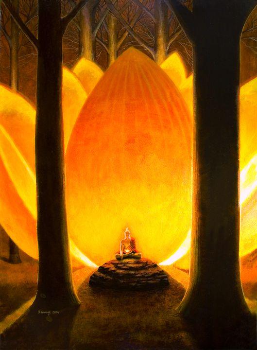 The Golden Buddha - Steve Brumme