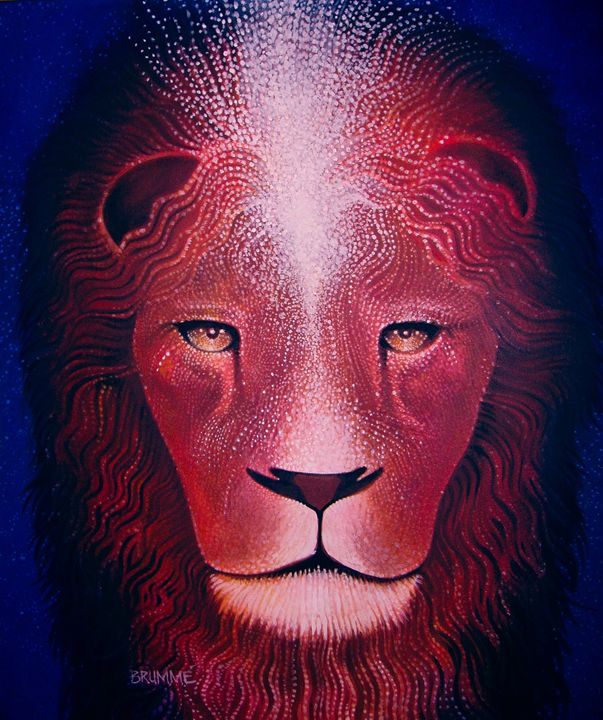 The Crown Lion - Steve Brumme