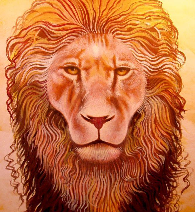 The Golden Lion - Steve Brumme
