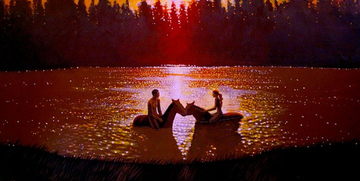 The Meeting in the River of Light - Steve Brumme