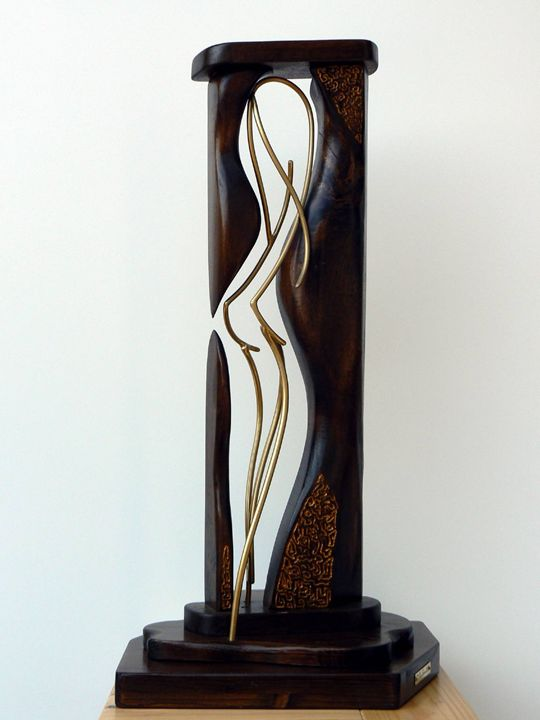 Naked woman - Pietro Malavolta