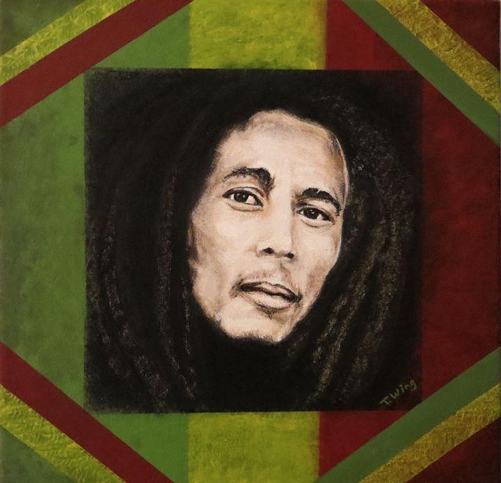 Bob Marley - Teresa Wing