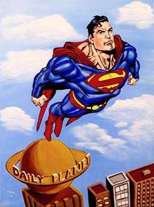 Superman - Teresa Wing
