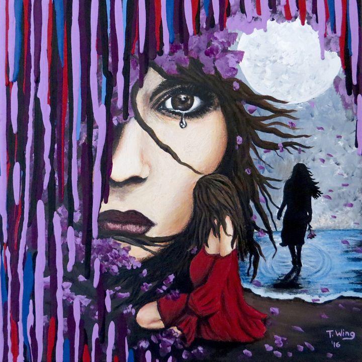 Alone - Teresa Wing