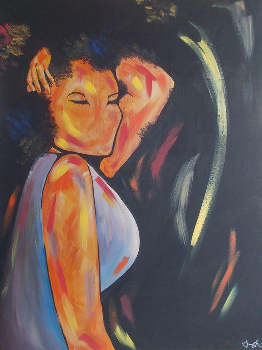 Hippie Self - Hippie Queen Artwork