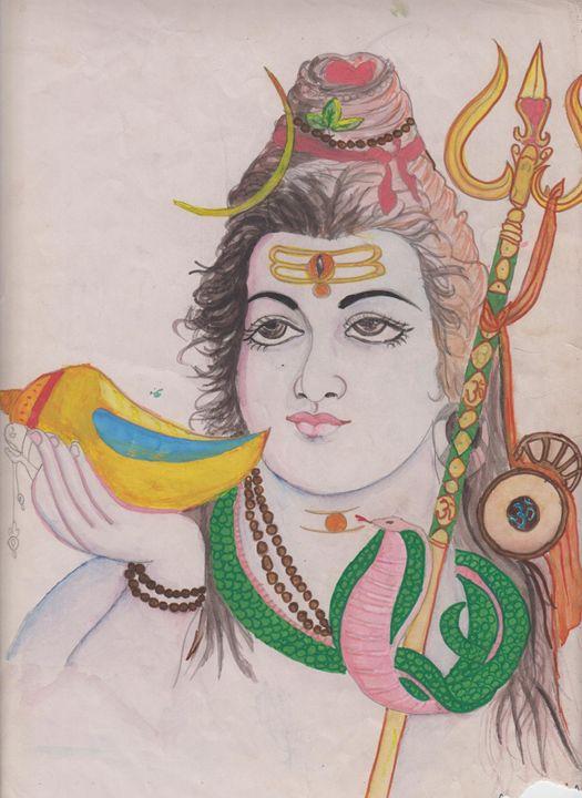 Lord Shiva - Varun