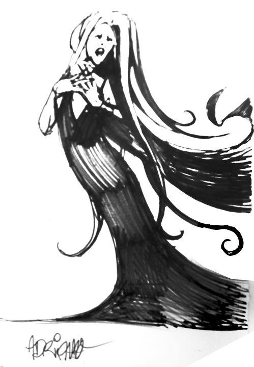 Burlesque Opera Singer - theadriano