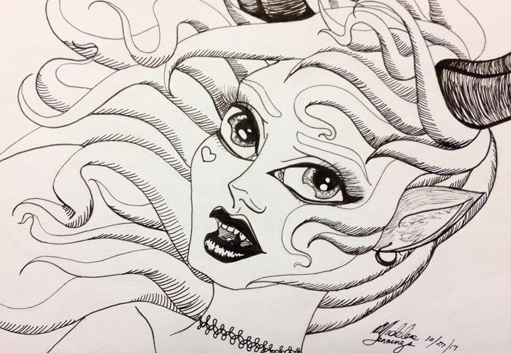 Demon Girl - Eyeliner