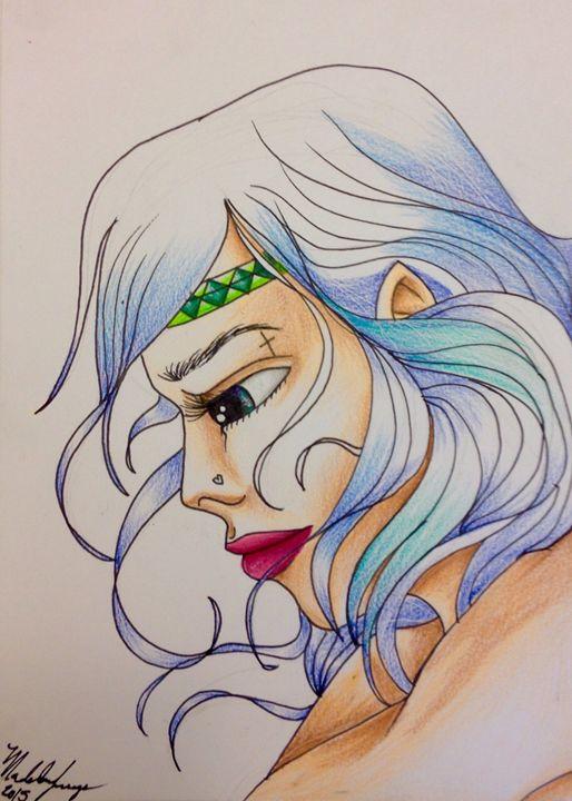 Tribal - Eyeliner