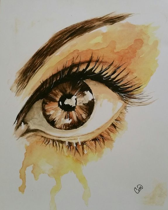 The Eye - Cindi Carpenter