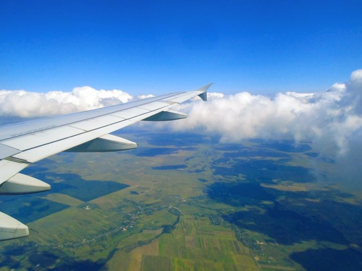Airplane view - Photography